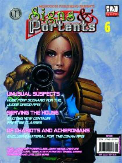 Role Playing Games - Signs & Portents - Issue 6