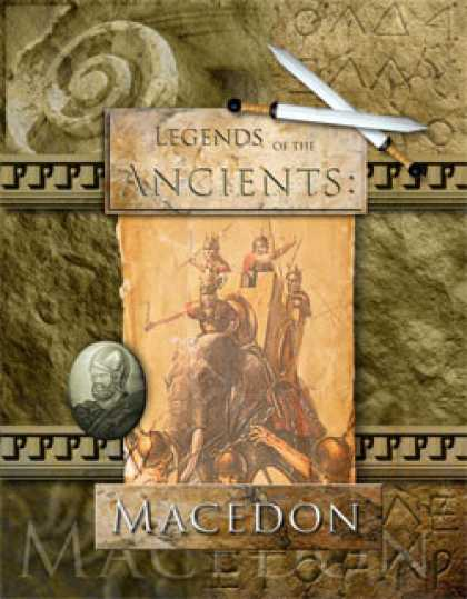 Role Playing Games - Legends of the Ancients: Macedon