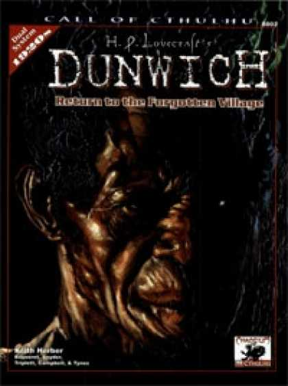 Role Playing Games - Dunwich