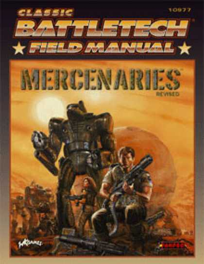 Role Playing Games - Field Manual: Mercenaries Revised