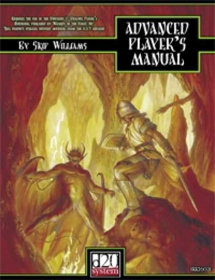 Role Playing Games - Advanced Player's Manual