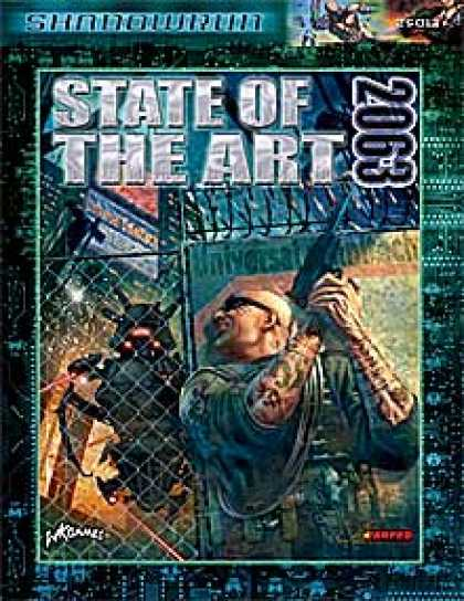 Role Playing Games - State of the Art: 2063