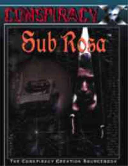 Role Playing Games - Sub Rosa