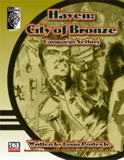 Role Playing Games - Haven: City of Bronze Campaign Setting