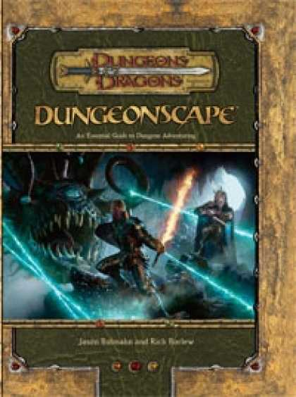 Role Playing Games - Dungeonscape