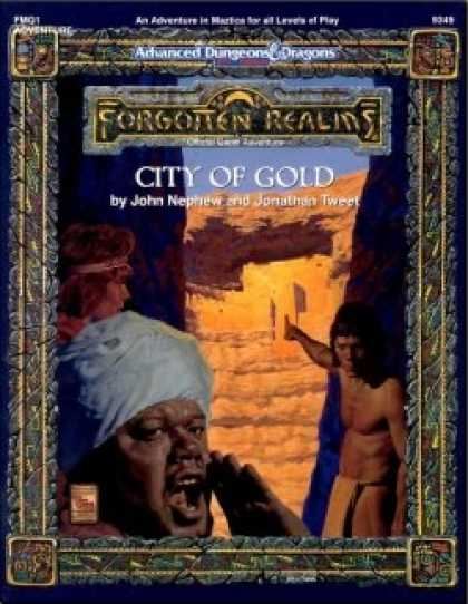 Role Playing Games - City of Gold