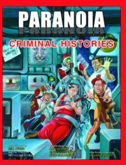 Role Playing Games - Criminal Histories
