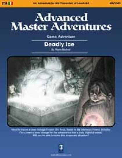 Role Playing Games - Deadly Ice (OSRIC)