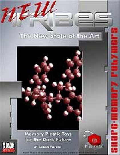 Role Playing Games - New Tribes - Shape-Memory Polymers