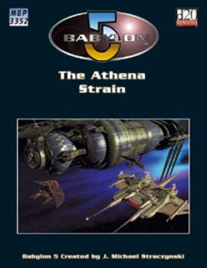 Role Playing Games - The Athena Strain