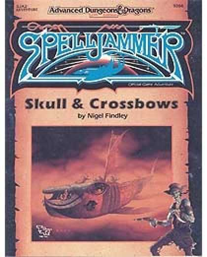 Role Playing Games - Skull & Crossbows