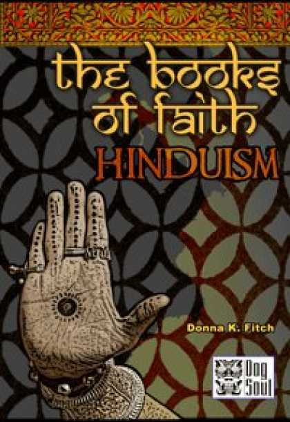 Role Playing Games - The Books of Faith: Hinduism
