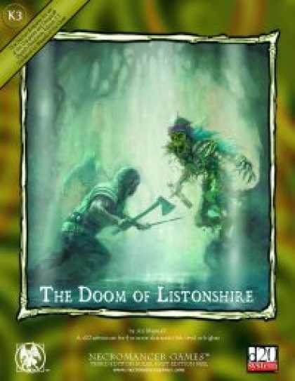 Role Playing Games - The Doom of Listonshire