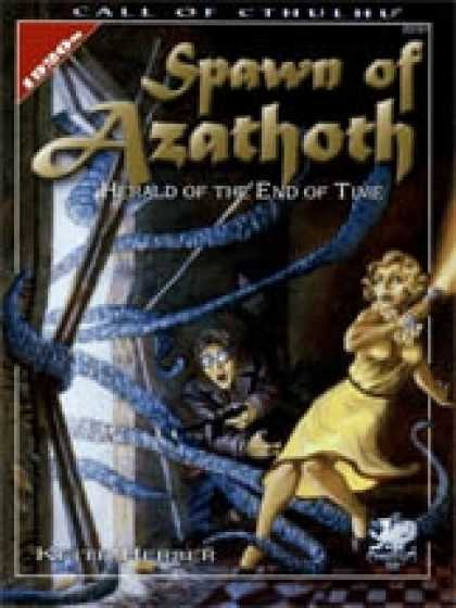 Role Playing Games - Spawn of Azathoth