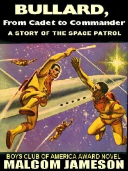 Role Playing Games - BULLARD: From Cadet to Commander - A Story of the Space Patrol