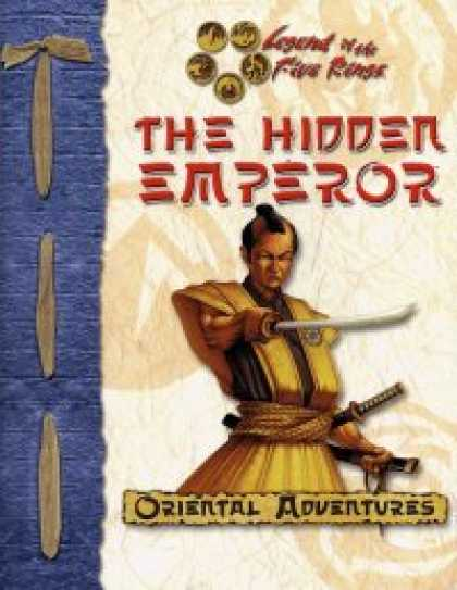 Role Playing Games - The Hidden Emperor