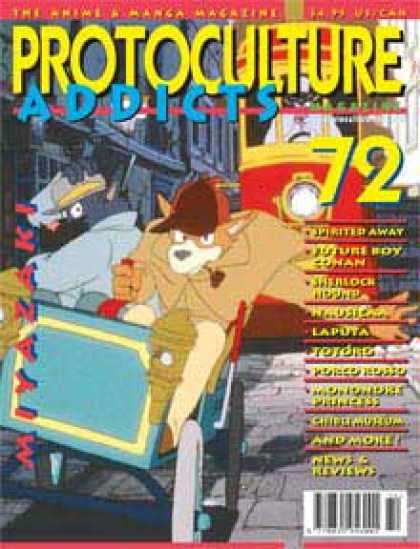 Role Playing Games - Protoculture Addicts #72