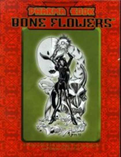 Role Playing Games - Dharma Book: Bone Flowers