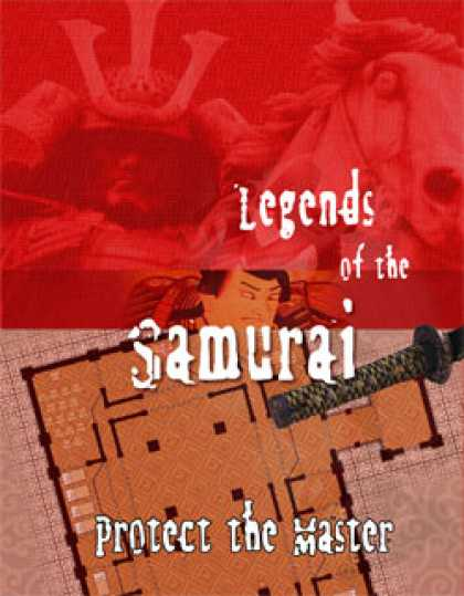 Role Playing Games - Legends of the Samurai: Protect the Master