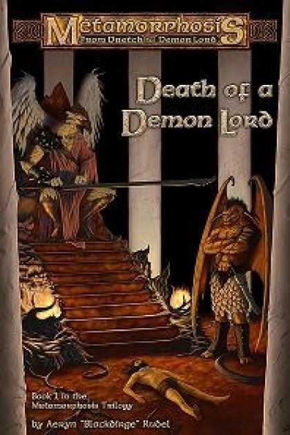 Role Playing Games - Metamorphosis Book I: Death of a Demon Lord