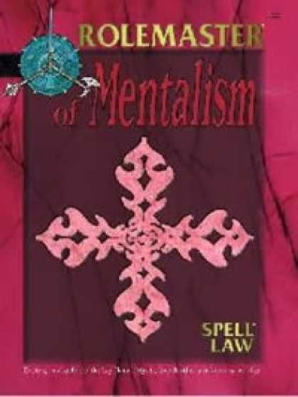 Role Playing Games - Spell Law: Of Mentalism PDF