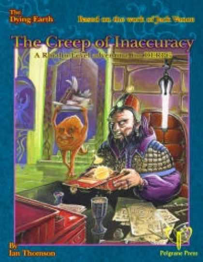 Role Playing Games - The Creep of Inaccuracy