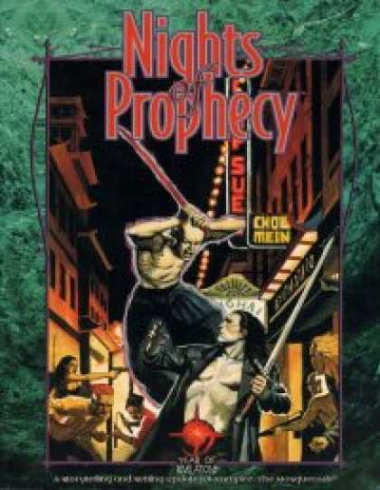 Role Playing Games - Nights of Prophecy (WW2265)