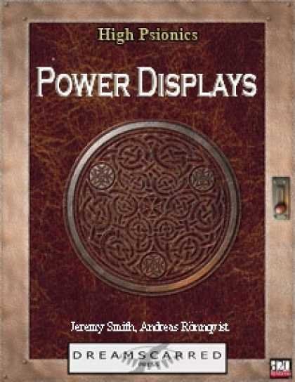 Role Playing Games - High Psionics: Power Displays (Expanded)