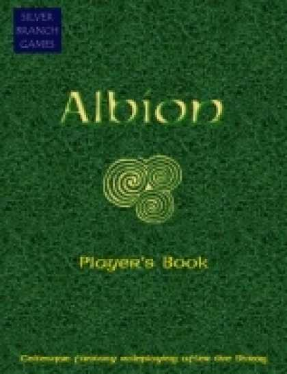 Role Playing Games - Albion - Player's Book