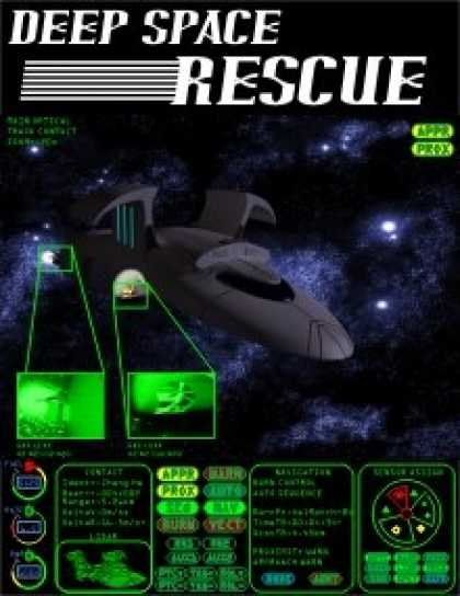 Role Playing Games - Deep Space Rescue