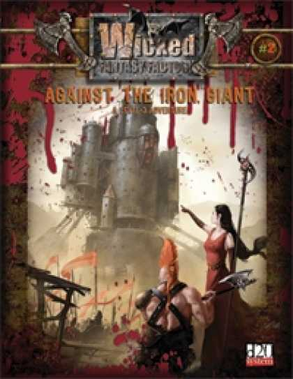 Role Playing Games - Wicked Fantasy Factory #2: Against the Iron Giant