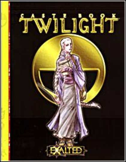 Role Playing Games - Caste Book: Twilight