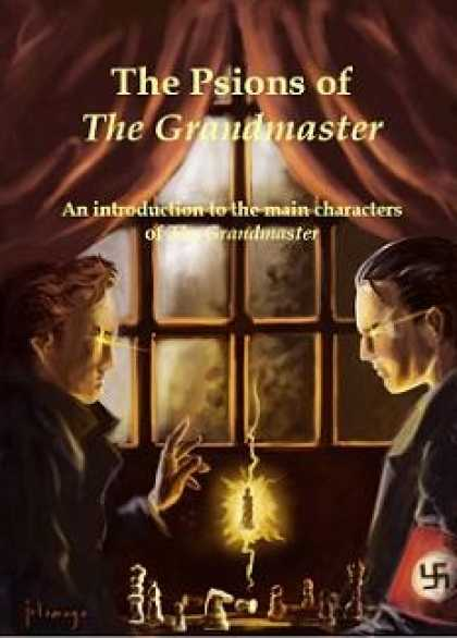 Role Playing Games - The Psions of The Grandmaster