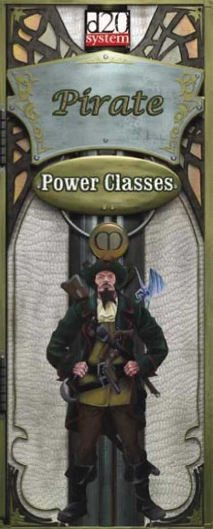 Role Playing Games - Power Class Pirate