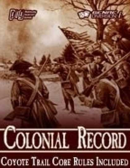 Role Playing Games - Colonial Record Core [BUNDLE]