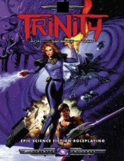 Role Playing Games - Trinity d20