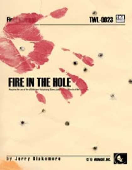 Role Playing Games - Fire in the Hole