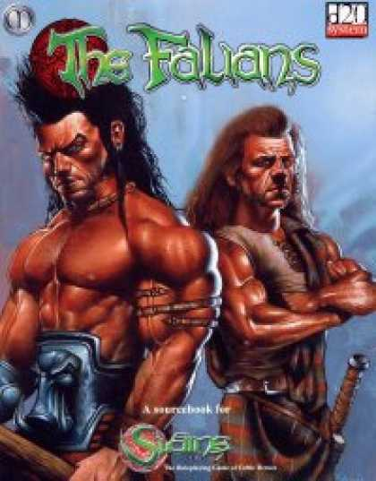 Role Playing Games - The Falians