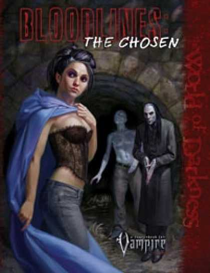 Role Playing Games - Bloodlines: The Chosen