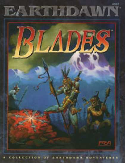 Role Playing Games - Blades