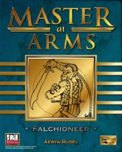 Role Playing Games - Master at Arms: Falchioneer