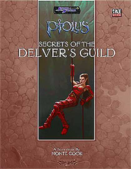 Role Playing Games - Secrets of the Delver's Guild
