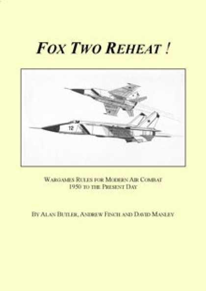 Role Playing Games - Fox Two Reheat !