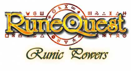 Role Playing Games - RuneQuest: Runic Powers