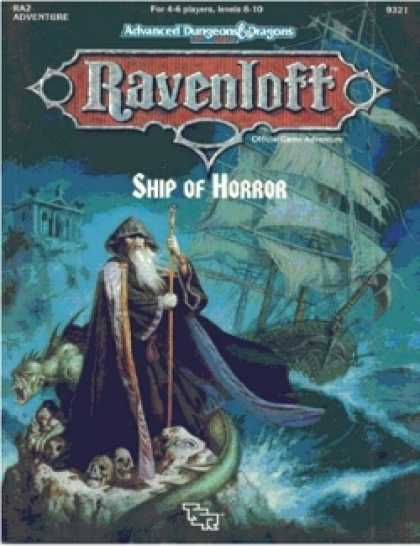 Role Playing Games - Ship of Horror
