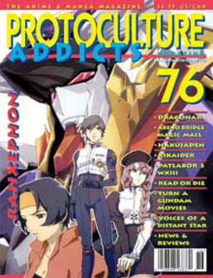Role Playing Games - Protoculture Addicts #76