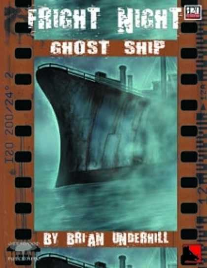 Role Playing Games - Fright Night: GHOST SHIP