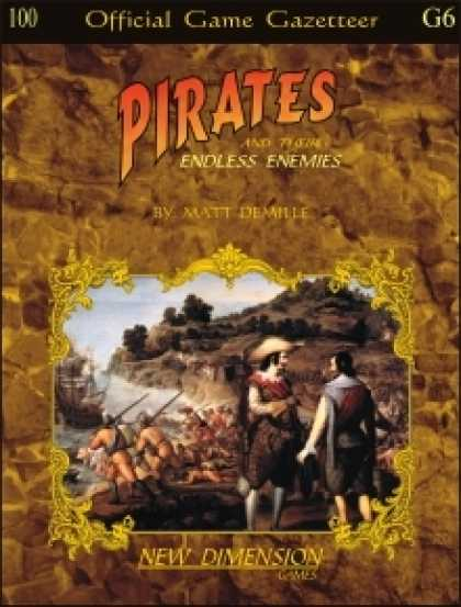 Role Playing Games - Pirates: Endless Enemies--Supplement G6