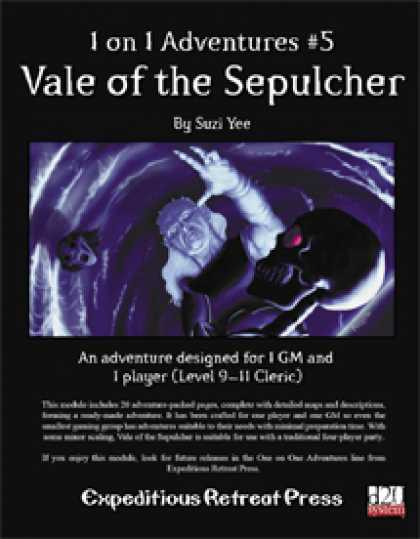 Role Playing Games - 1 on 1 Adventures #5: Vale of the Sepulcher