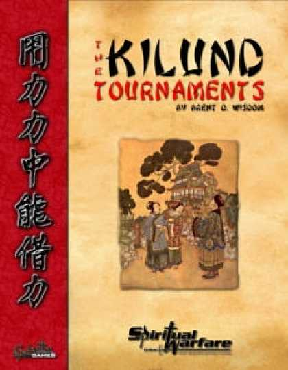 Role Playing Games - The Kilund Tournaments